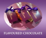 Flavoured Chocolate